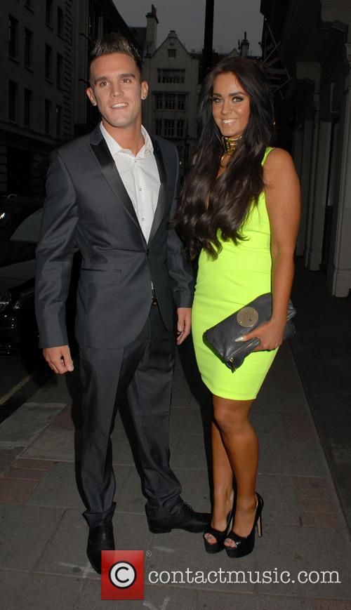 Vicky Pattison and Gary Beadle 3