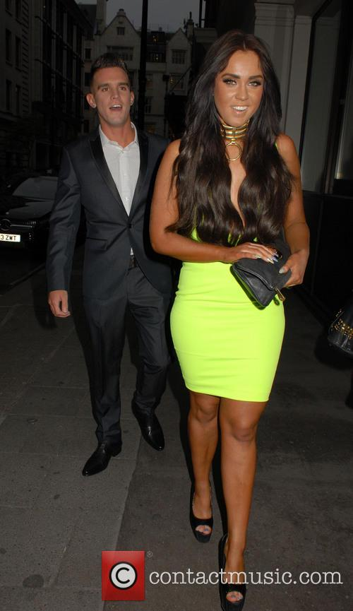 Vicky Pattison and Gary Beadle 4
