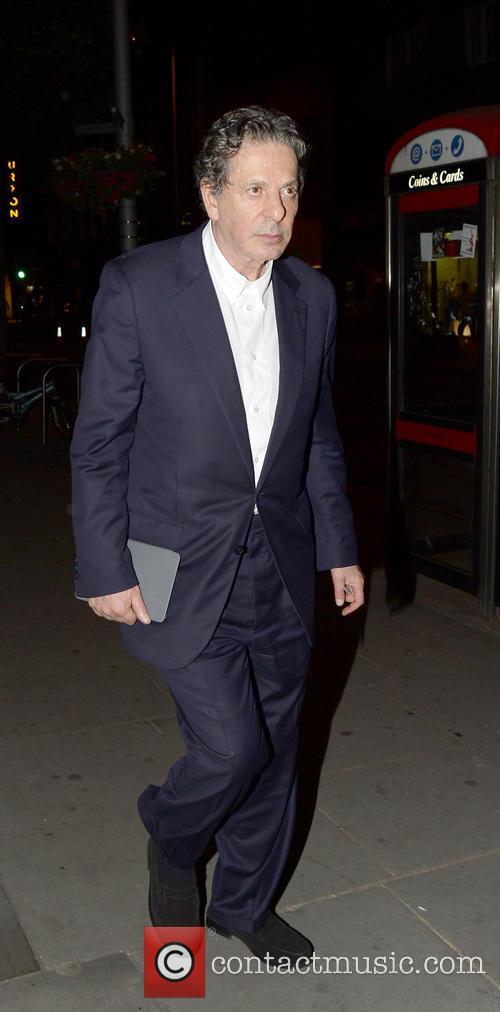 Charles Saatchi In Chelsea