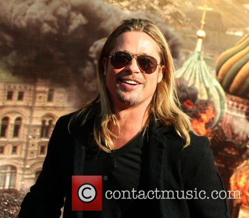 'World War Z' premiere at Moscow Film Festival