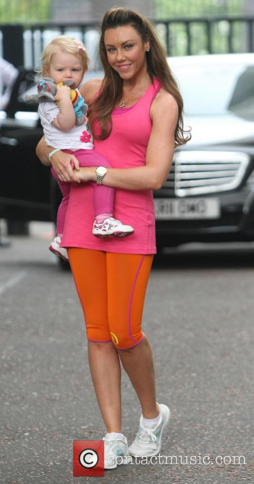 Michelle Heaton and Faith Hanley 1