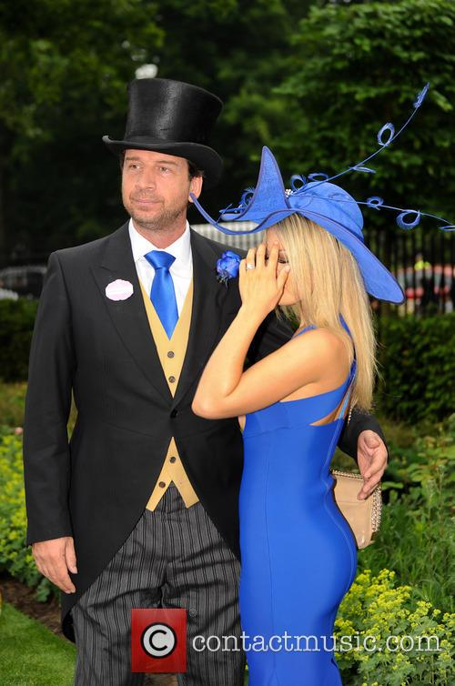 Nick Knowles and Jessica Knowles 2