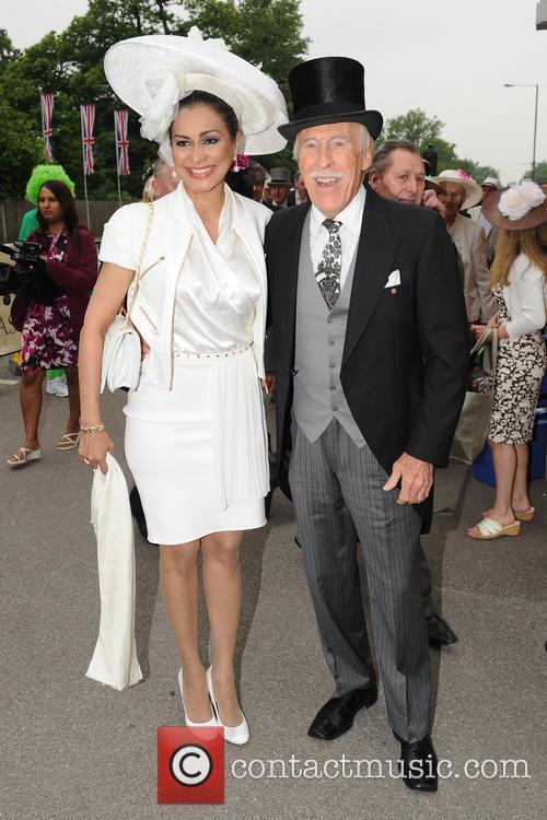 Bruce Forsyth and Wilnelia Werced 3