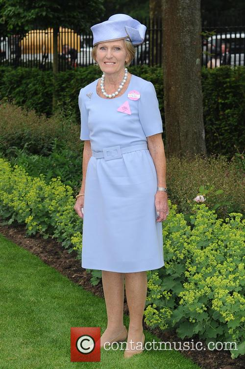 mary berry ladies day at royal ascot 3727729