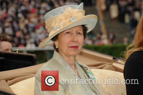 Princess Anne and Princess Royal 2