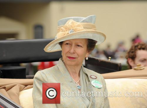Princess Anne and Princess Royal 1