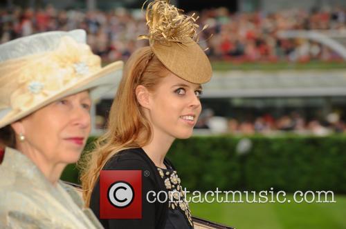 Princess Anne, Princess Royal and Princess Beatrice 3
