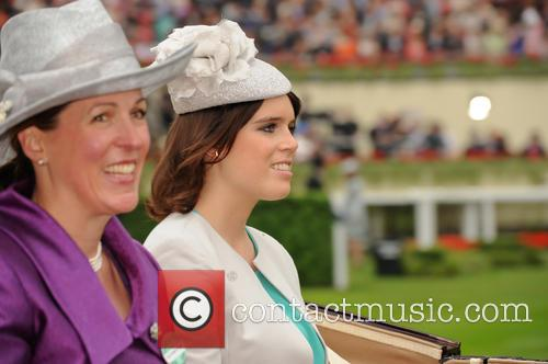 Princess Eugenie and Duchess Of Argyll 4