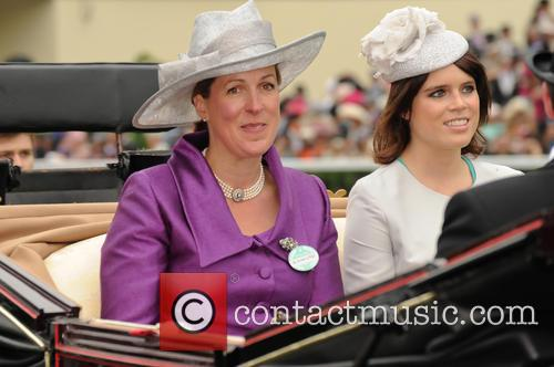 Princess Eugenie and Duchess Of Argyll 1