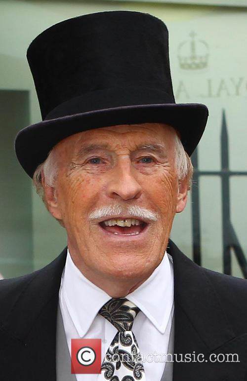 Bruce Forsyth, Ladies Day At Royal Ascot