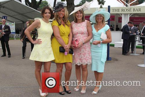 Ladies Day and Royal Ascot 17