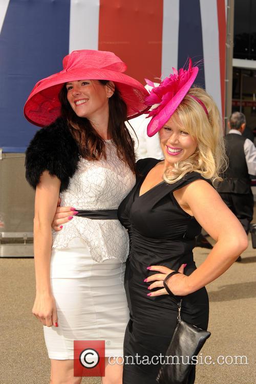 atmosphere ladies day at royal ascot 3728235