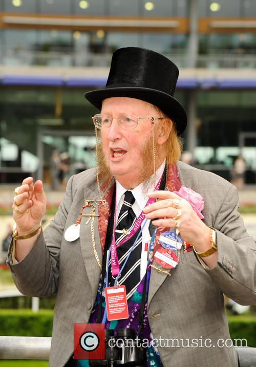 John McCririck, Royal Ascot Race Course, Royal Ascot