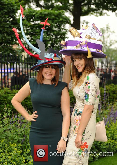 Ladies Day and Royal Ascot 36