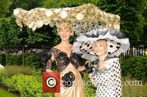 Larisa Katz and Mrs Edward Claridge 1