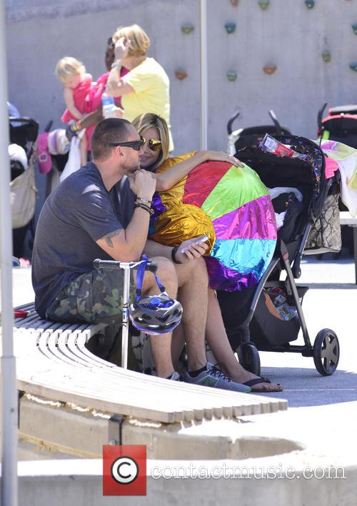 Heidi Klum and Martin Kristen 1