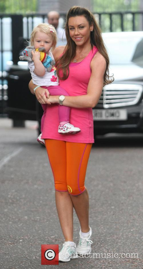 Michelle Heaton and Faith Hanley 3