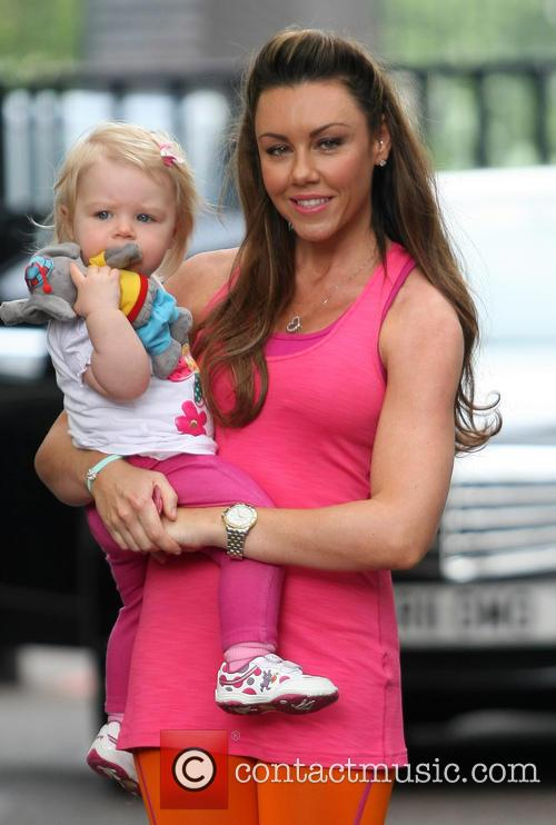 Michelle Heaton and Faith Hanley 4