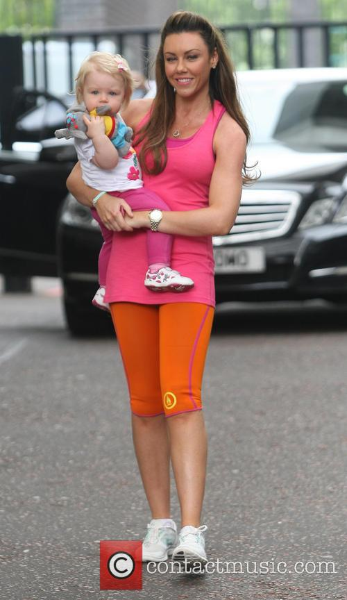 Michelle Heaton and Faith Hanley 5