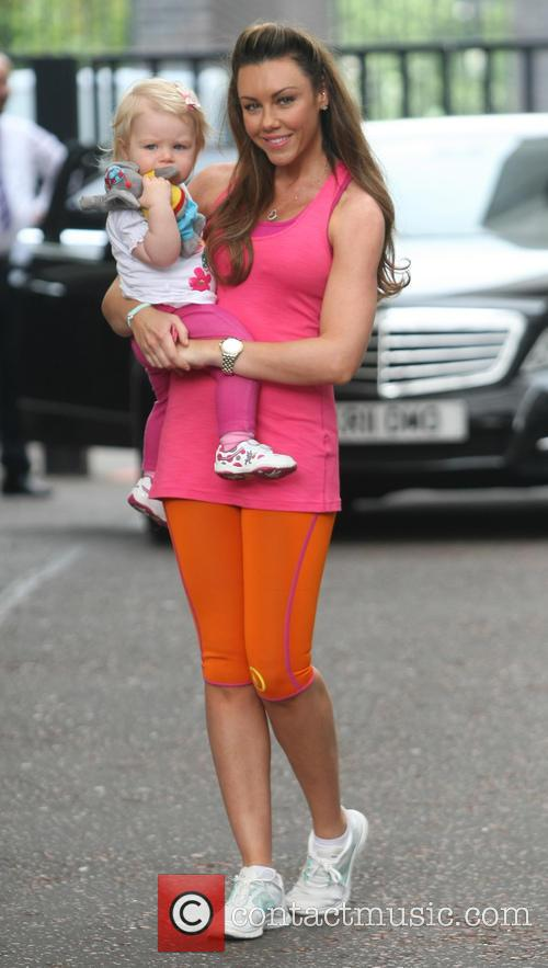 Michelle Heaton and Faith Hanley 6