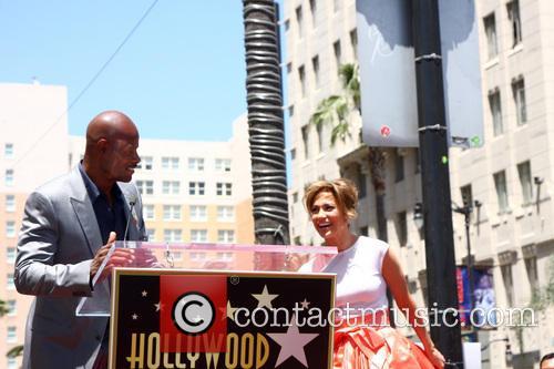 Jennifer Lopez and Keenan Ivory Wayans 2