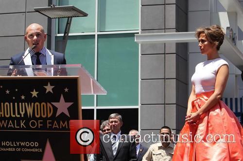 Jennifer Lopez and Pitbull 2