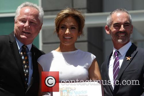 Councilman Tom Labonge and Jennifer Lopez 4