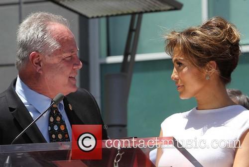 Councilman Tom Labonge and Jennifer Lopez 5
