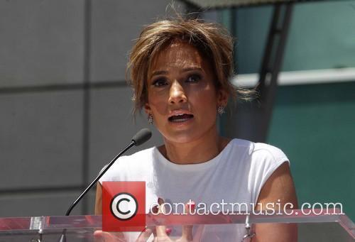 Jennifer Lopez, On The Hollywood Walk Of Fame