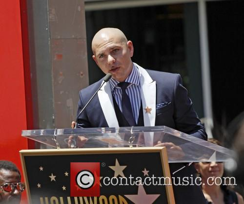 Pitbull, W Hotel Hollywood
