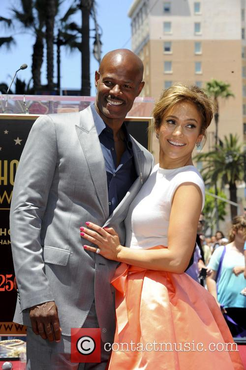 Jennifer Lopez and Keenan Ivory Wayans