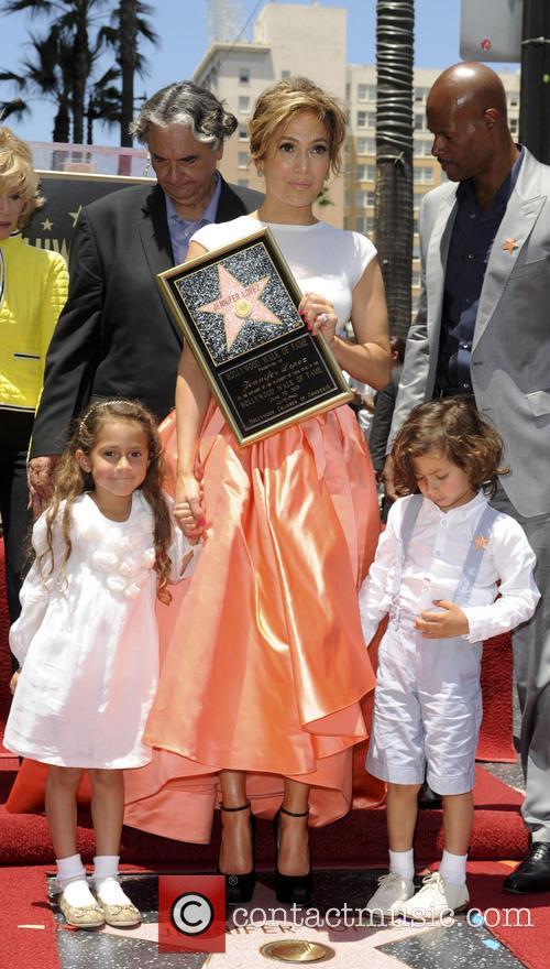 Jennifer Lopez, Max, Emme Maribel
