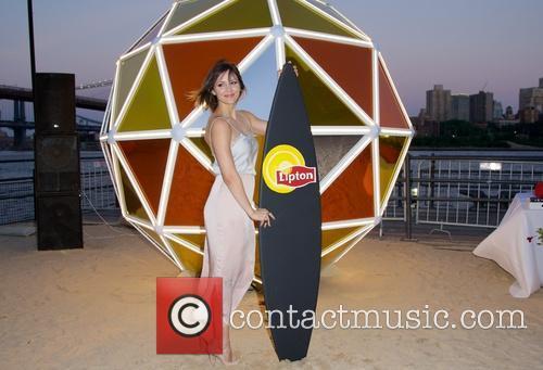 'Feel The Taste'  Lipton's Summer Tastes Party hosted by Katherine McPhee