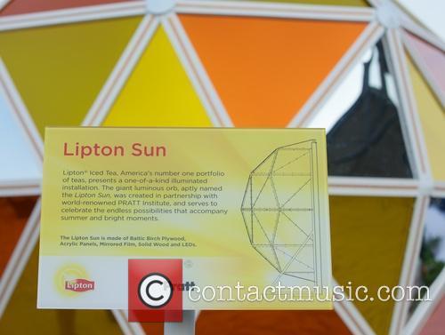 'Feel The Taste'  Lipton's Summer Tastes Party...