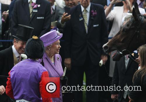 Queen Elizabeth Ii and Estimate 6