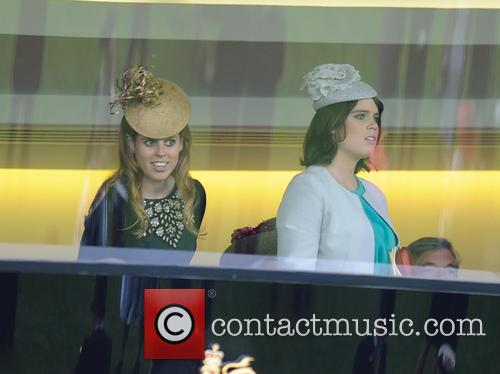 Princess Beatrice and Princess Eugenie 3