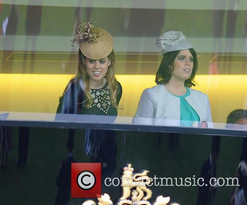 Princess Beatrice and Princess Eugenie 6
