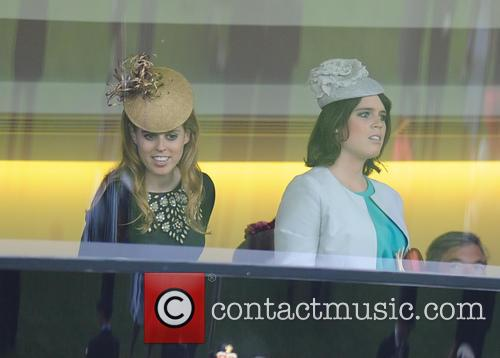 Princess Beatrice and Princess Eugenie 7