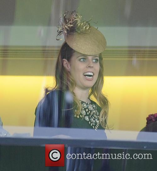 Princess Beatrice Ascot
