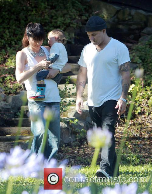 Selma Blair, Jason Bleick and Arthur Bleick 8