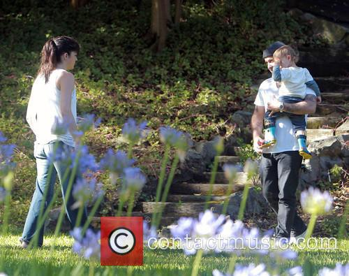Selma Blair, Jason Bleick and Arthur Bleick 13