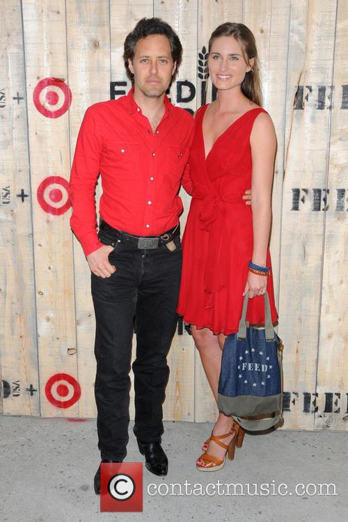 David Lauren and Lauren Bush Lauren 2