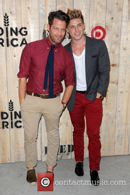Nate Berkus and Jeremiah Brent 1