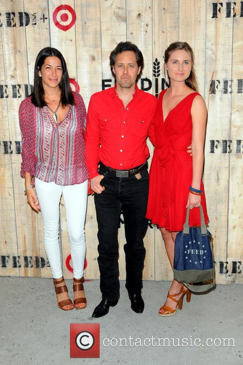 Rebecca Minkoff, David Lauren and Lauren Bush Lauren 4
