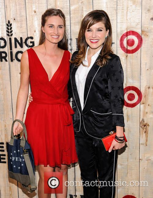Lauren Bush-lauren and Sophia Bush 3