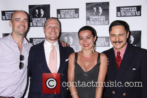 Andrew Drabkin, Brian Hayes, Marta Machabeli and Jim Lande 5