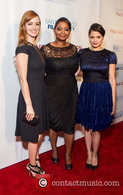 Ahna O'reilly, Octavia Spencer and Melonie Diaz 4