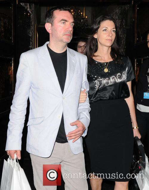 Simon Aboud and Mary Mccartney 3