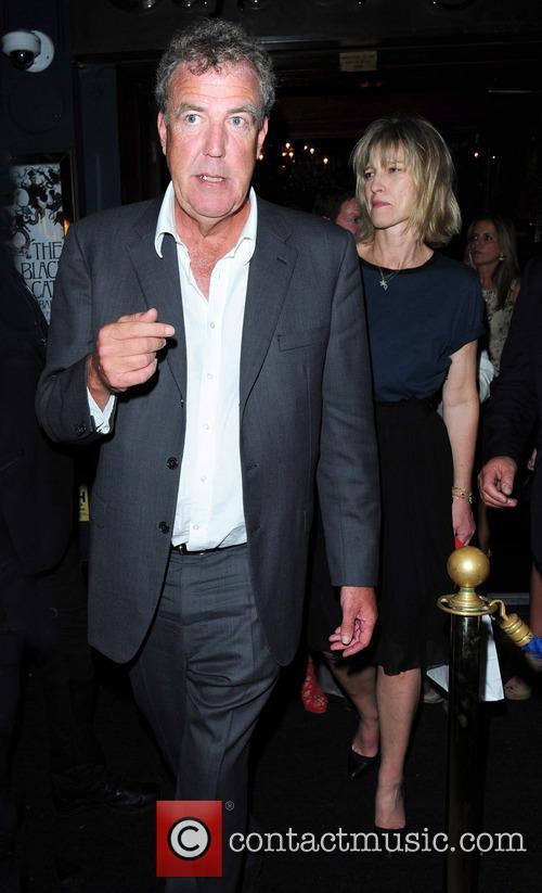 Jeremy Clarkson, CAFE DE PARIS