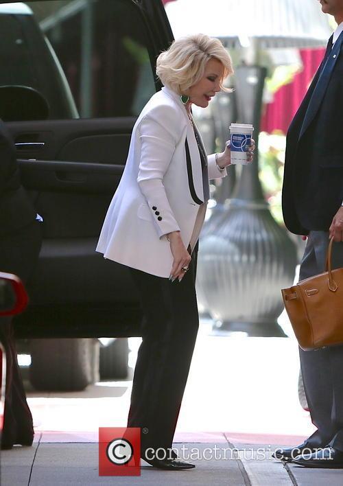 Joan Rivers, Hollywood